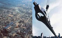 Piano e Rogers, Centre Pompidou, Parigi, 1977