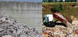 Rifiuti provenienti da demolizioni