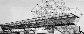 Alexander Graham Bell, la torre progettata con Casey Baldwin