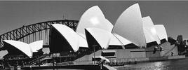 Sidney Opera House, 1958. Architetto Jørn Utzon. Ingegneri Arup Associates