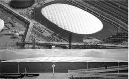 Padiglione Usa, expo di Osaka, 1970. Davis, Brody, Chermayeff, Geismar, de Harak, Geiger