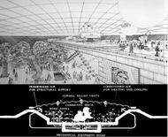 Padiglione Usa, expo di Osaka, 1970