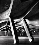 R. Morandi. Padiglione del Salone delle automobili di Torino, Parco del Valentino, Torino