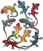 Un insieme di salamandre
