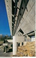 La Casa della Gioventù e Centro Culturale (1954-'65) a Firminy-Vert di Le Corbusier.