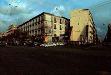 Il tassello dell'edificio mancante nella continuità edilizia delle vie Foria e Rosaroll.