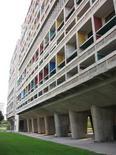 Le Corbusier, Unità d'abitazione, Marsiglia, 1947-1952 (foto di Michiel1972 da Wikimedia Commons).