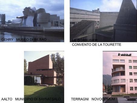 """""""Il corpus delle opere, costruite o solo progettate coincide con il corpus della disciplina"""" (C. Ajroldi)."""