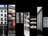 Loos, Le Corbusier, Moretti, Gardella, Albini, Samonà, Aalto. Partiti architettonici.
