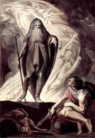 L'anima di Tiresia appare ad Odisseo