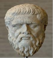 Copia romana di un ritratto di Platone (Glyptothek München). Fonte: Wikipedia