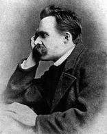 F. Nietzsche (fotografia 1882). Fonte: Wikipedia