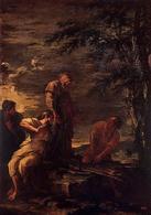Salvator Rosa, Democrito e Protagora (1663-64), Ermitage, San Pietroburgo. Fonte: Wikipedia