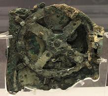 Frammento della Macchina di Antictera, Museo Archeologico Nazionale di Atene. Fonte: Wikipedia