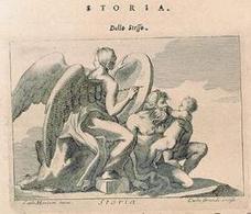 Cesare Ripa, Iconologia, La Storia (1764-67). Fonte: Iconologia.archivi.info