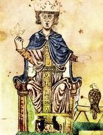 Federico II, De arte venandis cum avibus, (XIII sec), Biblioteca Vaticana. Fonte: Wikipedia