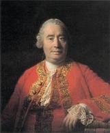 D. Hume (1766). Fonte: Wikipedia