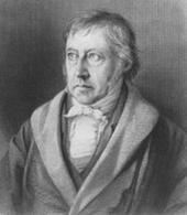 G. W. F. Hegel (1828). Fonte: Wikipedia