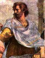 Aristotele, (384-383 a.C., Stagira).  Fonte: Wikipedia.