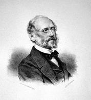 Franz Joseph Andreas Unger  (1800-1870). Fonte:  Wikipedia