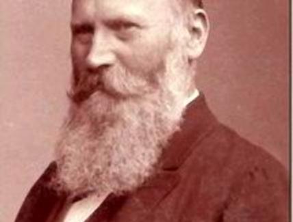 Wilhelm Waldeyer (1836–1921). Fonte wikimedia