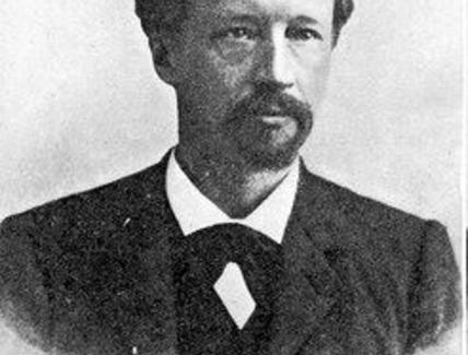 Hugo de Vries (1848-1935). Fonte wikipedia.
