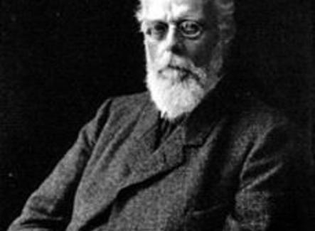 August Weismann (1834-1914). Fonte wikipedia.
