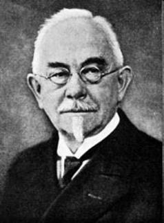 Wilhelm Johannsen (1857-1927)