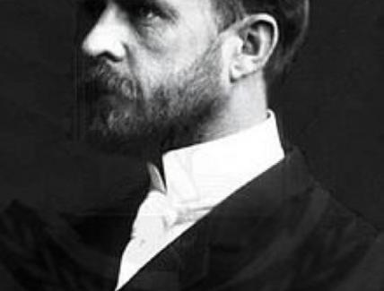Thomas Hunt Morgan (1866-1945 ). Fonte: Wikipedia