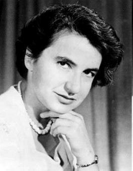 Rosalind Franklin. Fonte: Wikipedia.