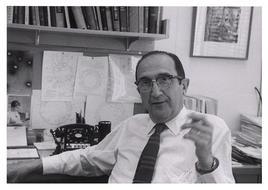 Salvador Edward Luria, uno scienziato italiano di origine ebrea, costretto ad emigrare durante il fascismo negli Stati Uniti e premio Nobel nel 1969. Fonte: Wikipedia