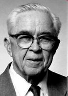 Edward B. Lewis (1918-2004). Fonte: wikipedia