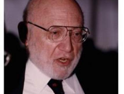 Joshua Lederberg (1925-2008). Fonte: wikipedia