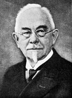 Wilhelm Johannsen 1857-1927. Fonte: wikipedia