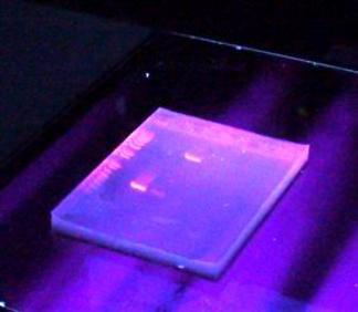 Raggi UV. Fonte wikipedia
