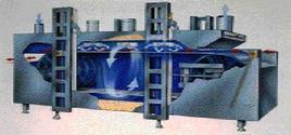 cryogenic tunnel