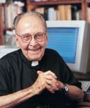 """Walter J. Ong, autore di """"Oralità e scrittura. Le tecnologie della parola"""" (1982)."""