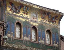 Esempio di mosaico. Immagine da: Wikimedia.