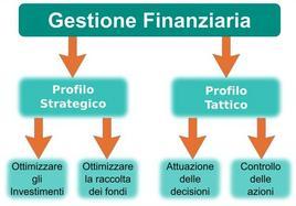 Elementi dei diversi profili della Gestione Finanziaria