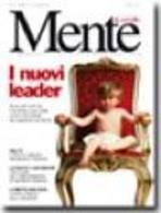 """""""I nuovi leader"""" in Mente&Cervello ottobre 2007, n. 34"""