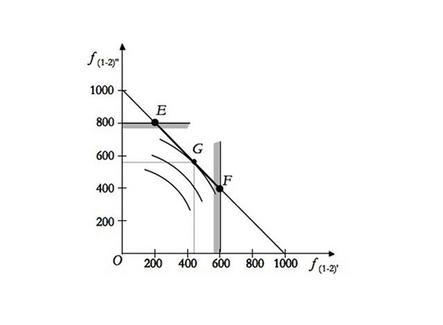 Dominio di ammissibilità con vincoli di capacità e funzione obiettivo non lineare