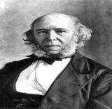 Herbert Spencer. Fonte: Wikipedia.