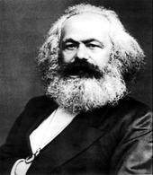Karl Marx. Fonte: Wikipedia
