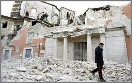 Terremoto Abbruzzo- Fonte: Casaluci