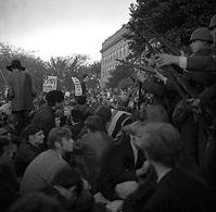 Sit in di protesta. Fonte: Wikimedia Commons