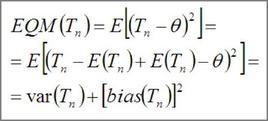 Errore Quadratico Medio di uno stimatore