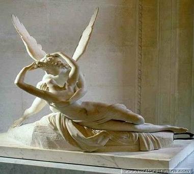Antonio Canova (Louvre, Parigi, 1797-93).