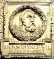 Decimus Magnus Ausonius. Fonte Wikimedia