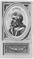 Immagine di Eurico negli archivi della Biblioteca Nacional de España,Madrid. Fonte Wikipedia