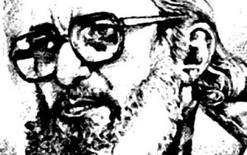 Paulo Freire. Immagine da: La historia del dia